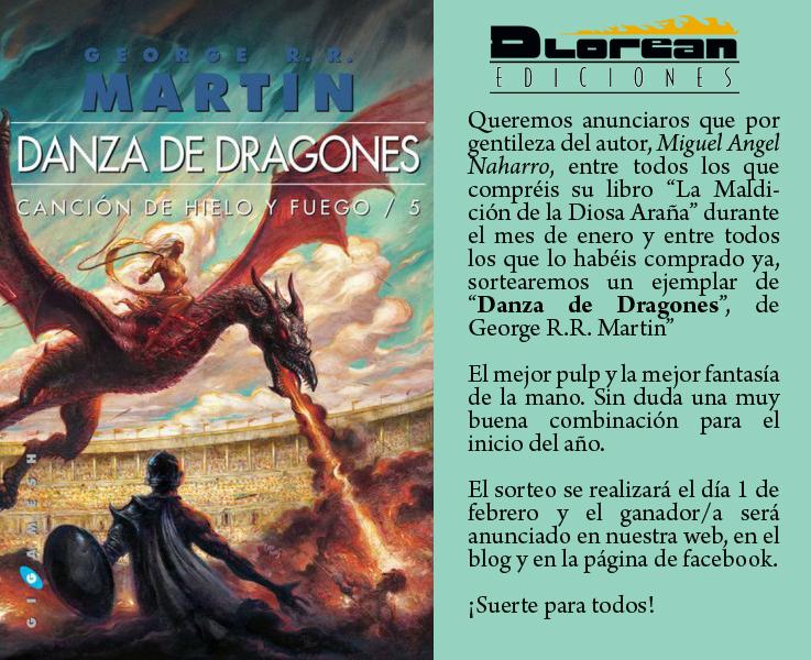 BLOG - Dlorean Ediciones