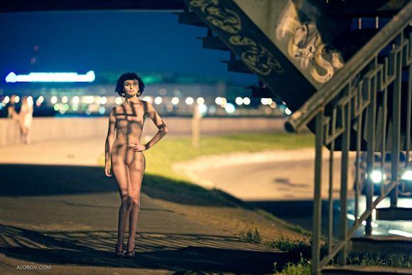 Alexey Aloisov fotografia nudez cidades urban nude