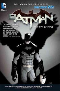 Batman Vol. 2: City of Owls (DC Comics)