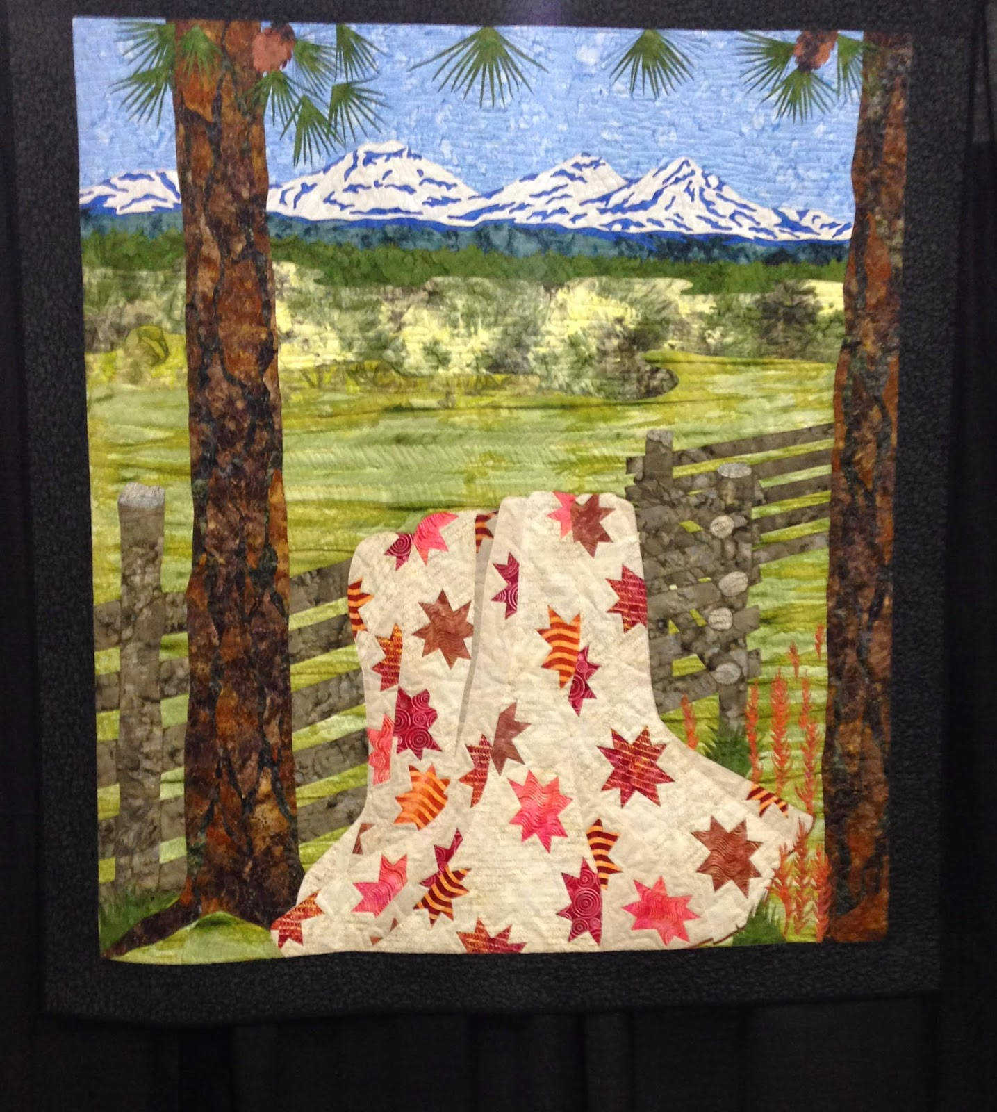 Lady Linda The Quilt Show