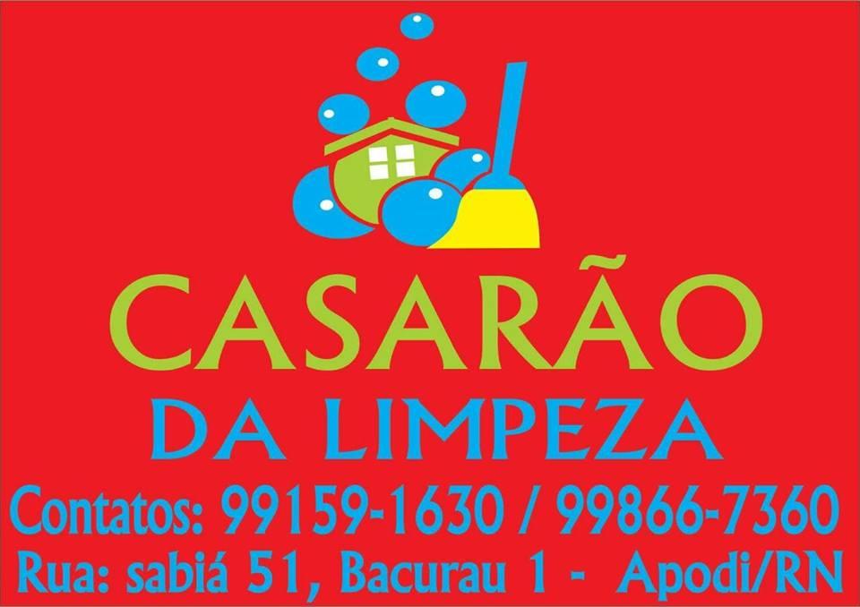 CASARÃO DA LIMPEZA!!!
