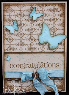 Stampin' Superstars Congratulations Card