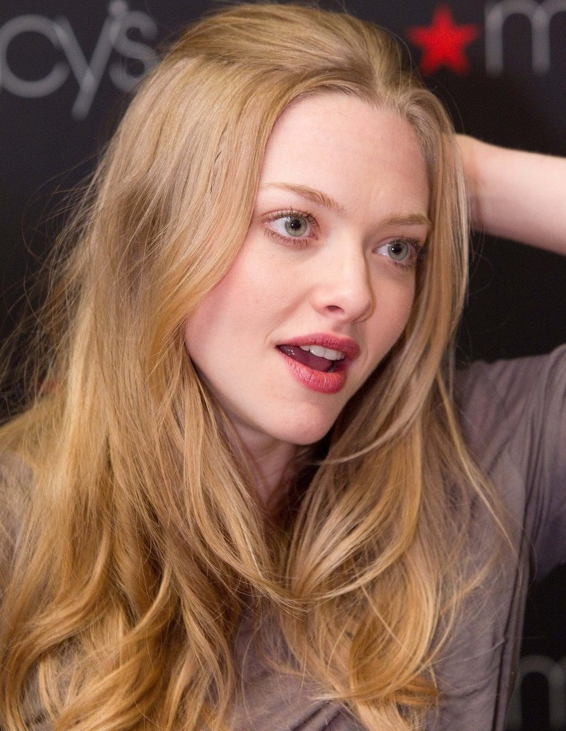 This amanda seyfried blonde hair good