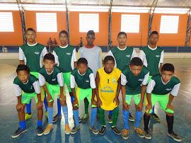 Canário sub-15: Futsal 2014