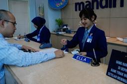 Cara Bayar BPJS Kesehatan di ATM Bank Mandiri