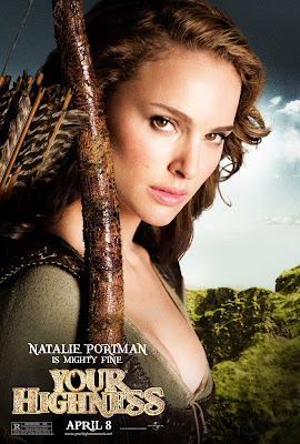 Watch Your Highness 2011 BRRip Hollywood Movie Online | Your Highness 2011 Hollywood Movie Poster