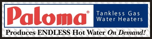 water heater tankless paloma