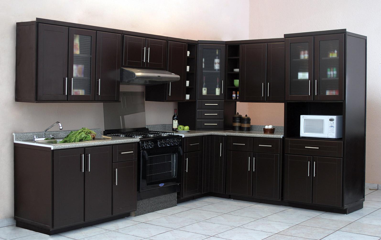 Cocinas industria procesadora de maderas ipm for Disenos cocinas integrales