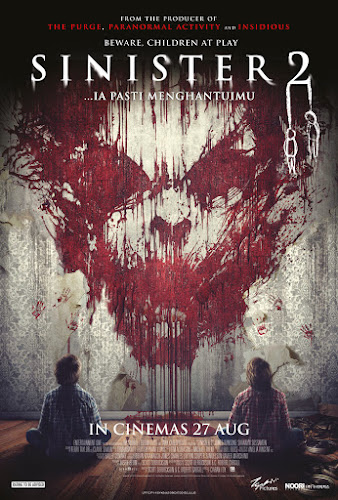 Poster Of Hollywood Film Watch Online Sinister 2 2015 Full Movie Download Free Watch Online 300MB