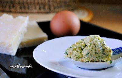 Ripieno ricetta  base per farciture di carni e verdure