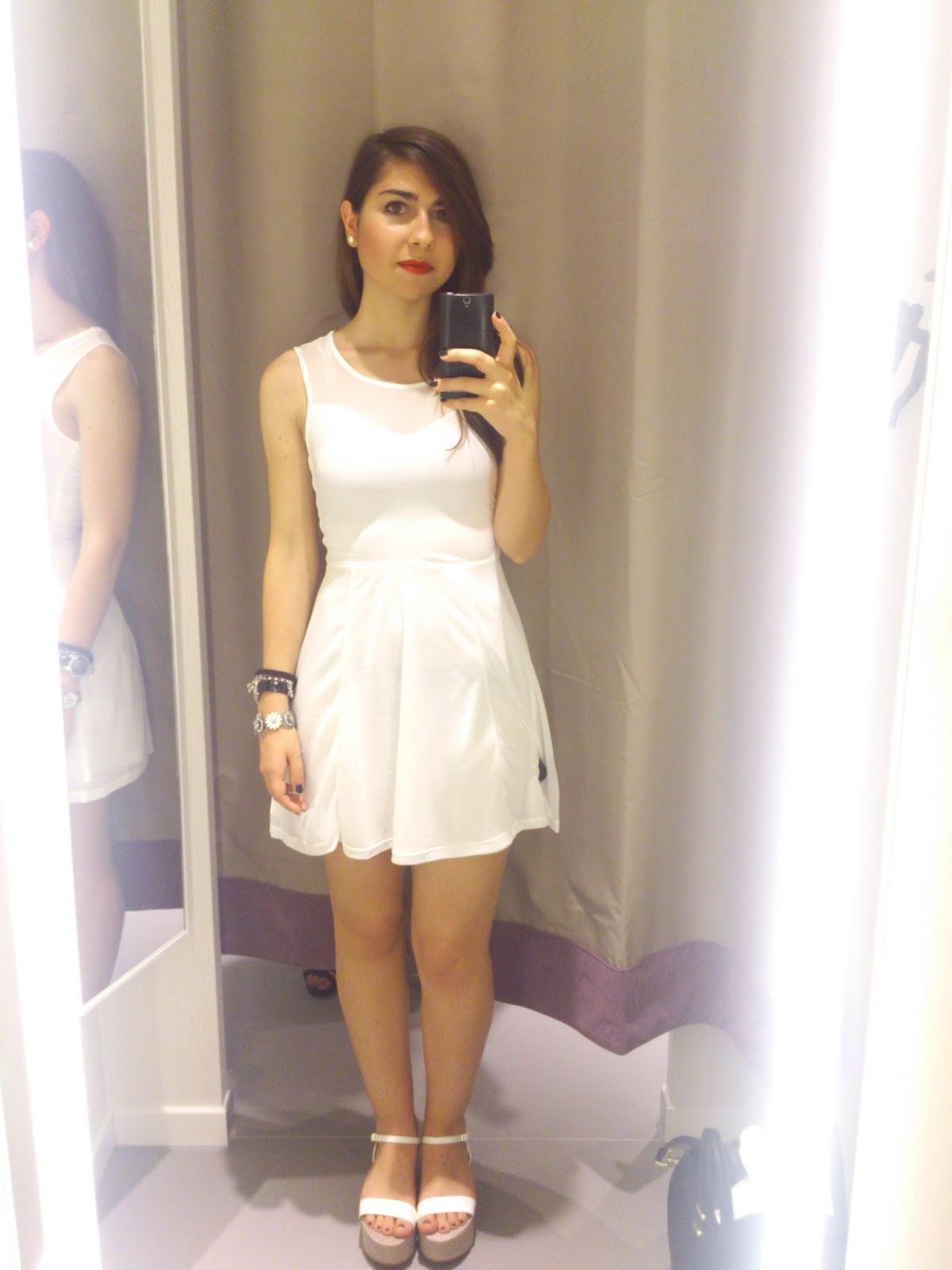 cuneo gemma #hmfinalmenteacuneo outfit bianco cheapischic hm