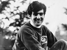 Here's  picture that Piper took of me in the fall of 1971 - right after high school!