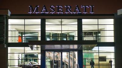 """""""Polo del lusso"""" Maserati di Grugliasco (Torino)"""