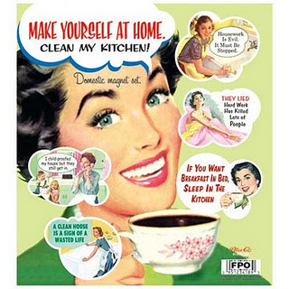 how to become a domestic goddess