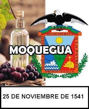 MOQUEGUA Y SUS VINOS