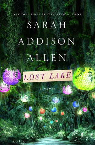 Lost Lake book cover