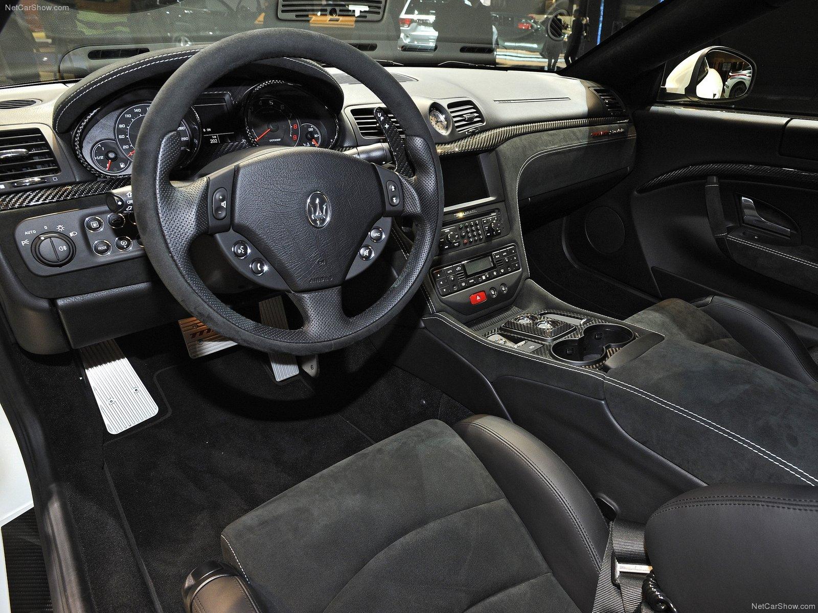 2012 Maserati GranTurismo MC Stradale | Auto Cars Concept