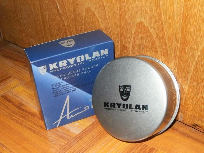 Jual Kryolan di Indonesia: Kryolan Translucent Powder ...