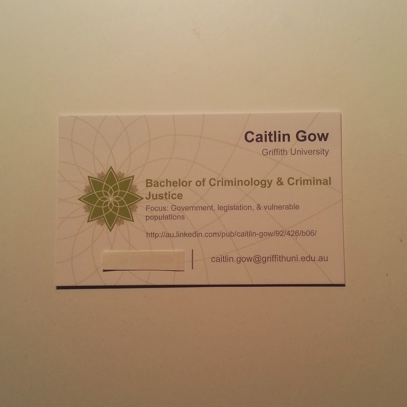 genealogically speaking a milestone my first business cards