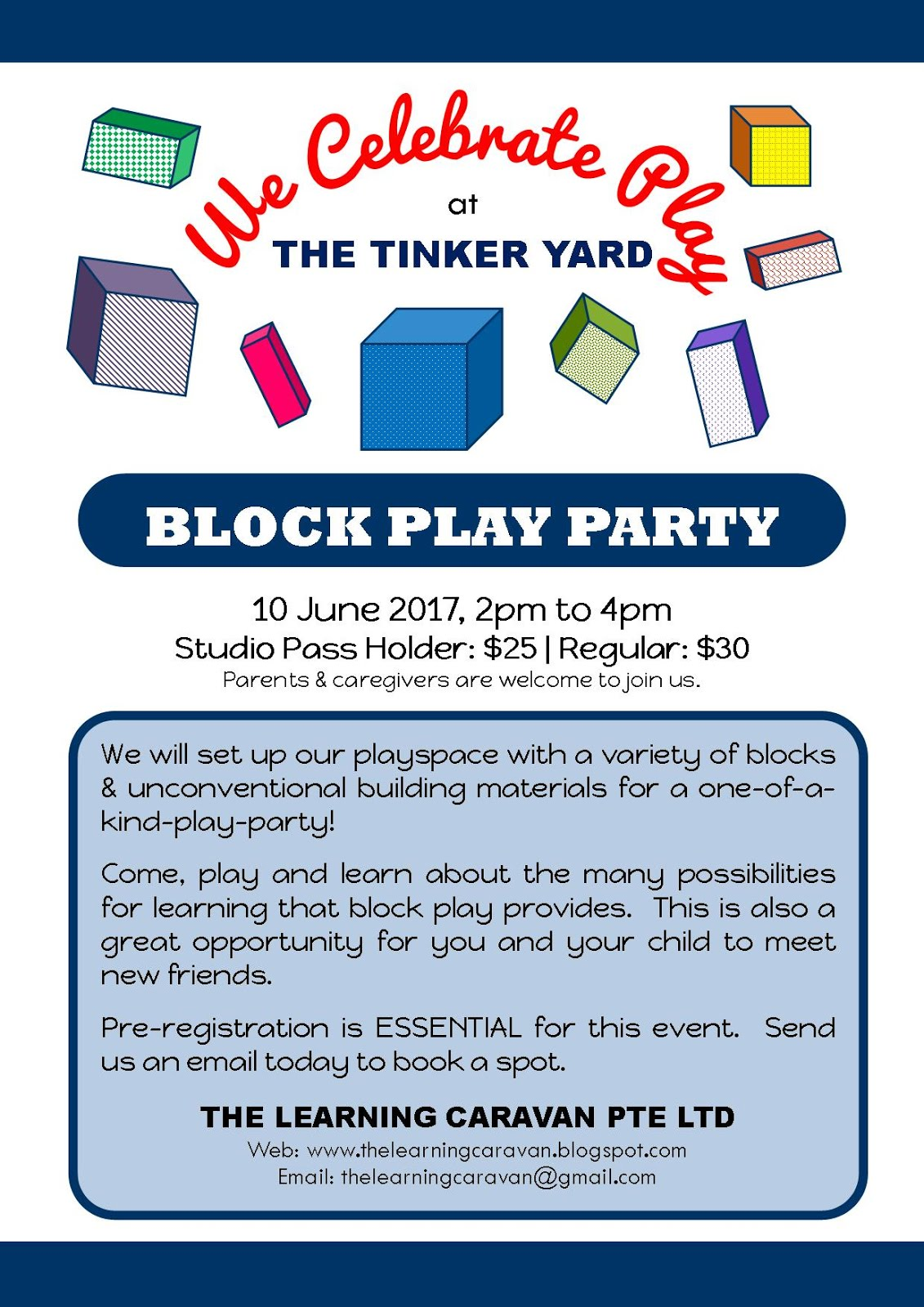 Block Play Party