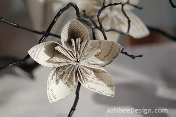 Ashbee Design Book Page Flowers My Style