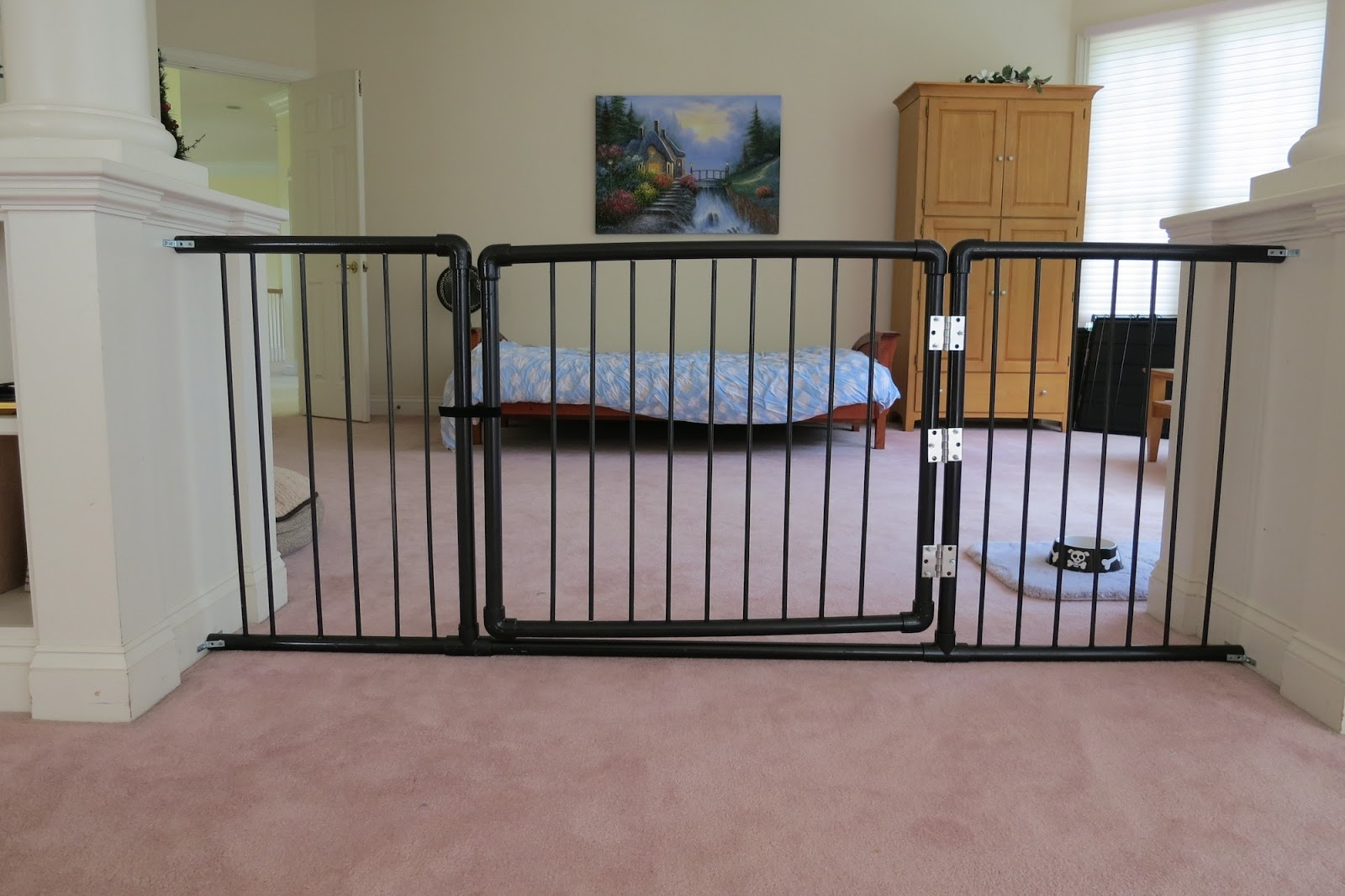 DIY Dog gate
