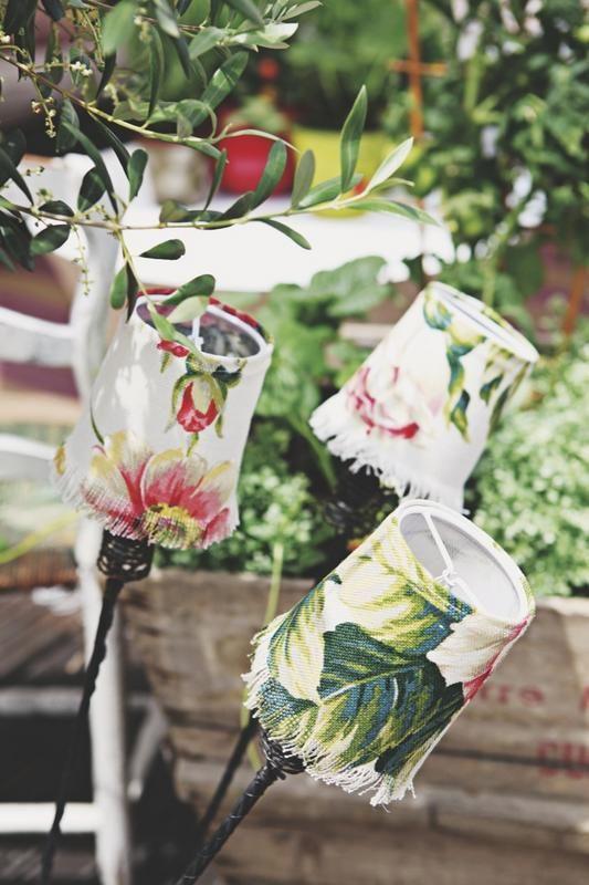 Hogar diez telas para decorar nuestras terrazas - Telas para decorar ...