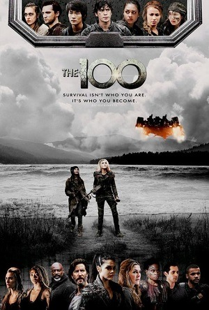 The 100 - 5ª Temporada Séries Torrent Download capa