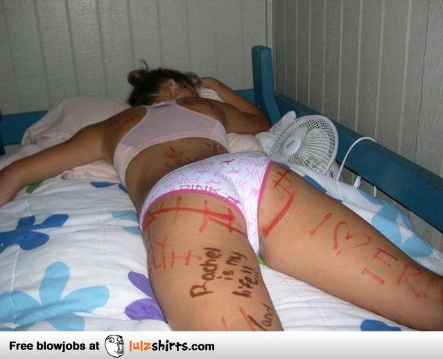 Drunk Babes Teens Drink 77