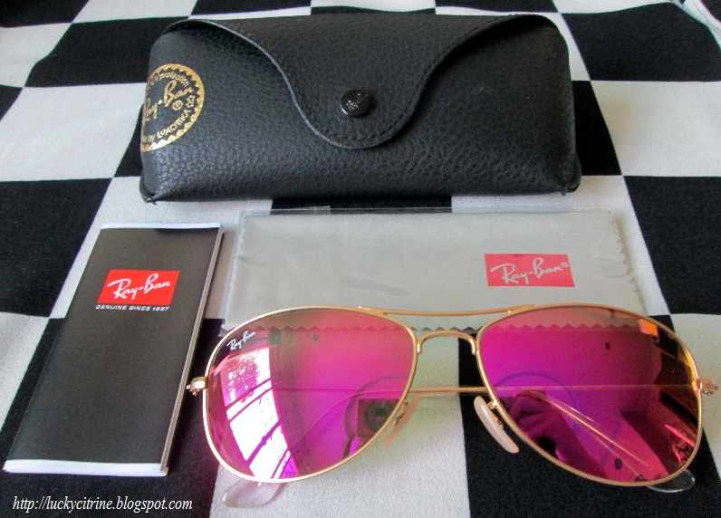 pink ray bans r7bk  Inspired from the classic teardrop shape that made the Aviator famous, the  Ray-Ban Cockpit sports a revised design with smoother lines and more  balanced