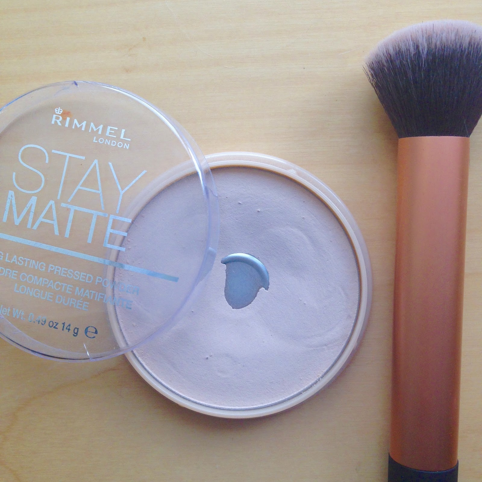 I Hit Pan on my Rimmel Stay Matte Powder! | Akinokiki