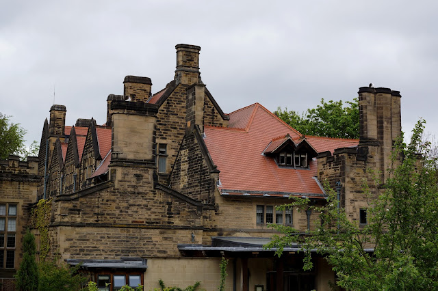 Hello Freckles Jesmond Dene House Lunch Exterior