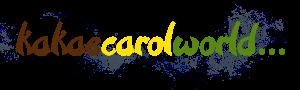 Kakaecarolworld