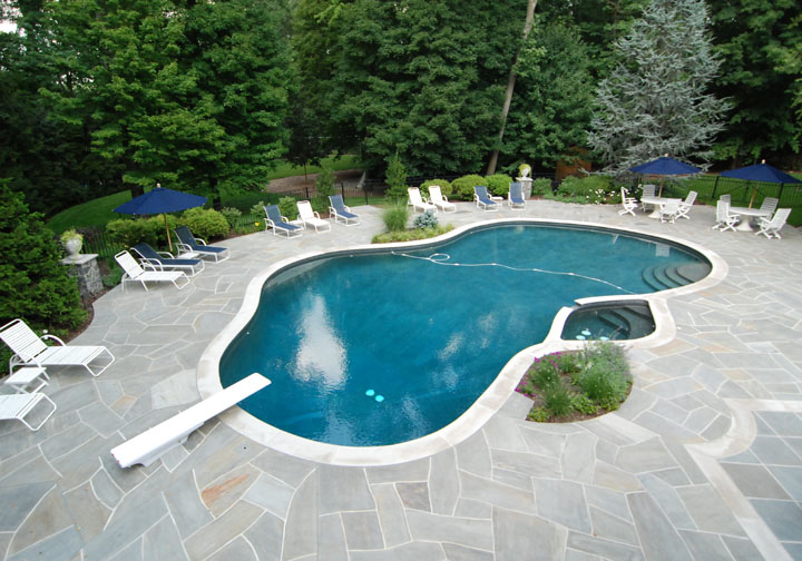 Swimming pool designs for Inground pool pics