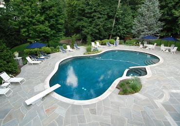 #9 Outdoor Swimming Pool Design Ideas