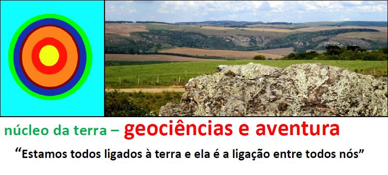 Núcleo da Terra - Geociências e Aventura