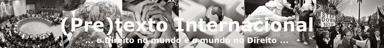 (Pre)texto Internacionnal