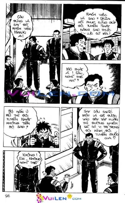 Jindodinho - Đường Dẫn Đến Khung Thành III Tập 61 page 96 Congtruyen24h