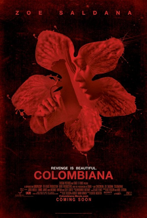Colombiana (2011) DVDRip XviD(New link)
