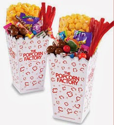 4 - Movie Night Snack Scoop Boxes