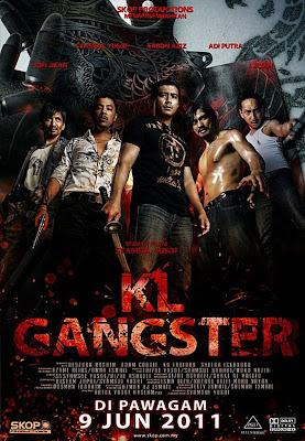 kl gangster 3 line pekida