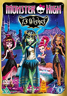 Monster High: 13 Wishes (2013) ταινιες online seires xrysoi greek subs