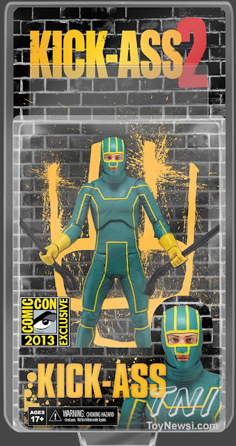 NECA Kick-Ass SDCC Exclusive Figure