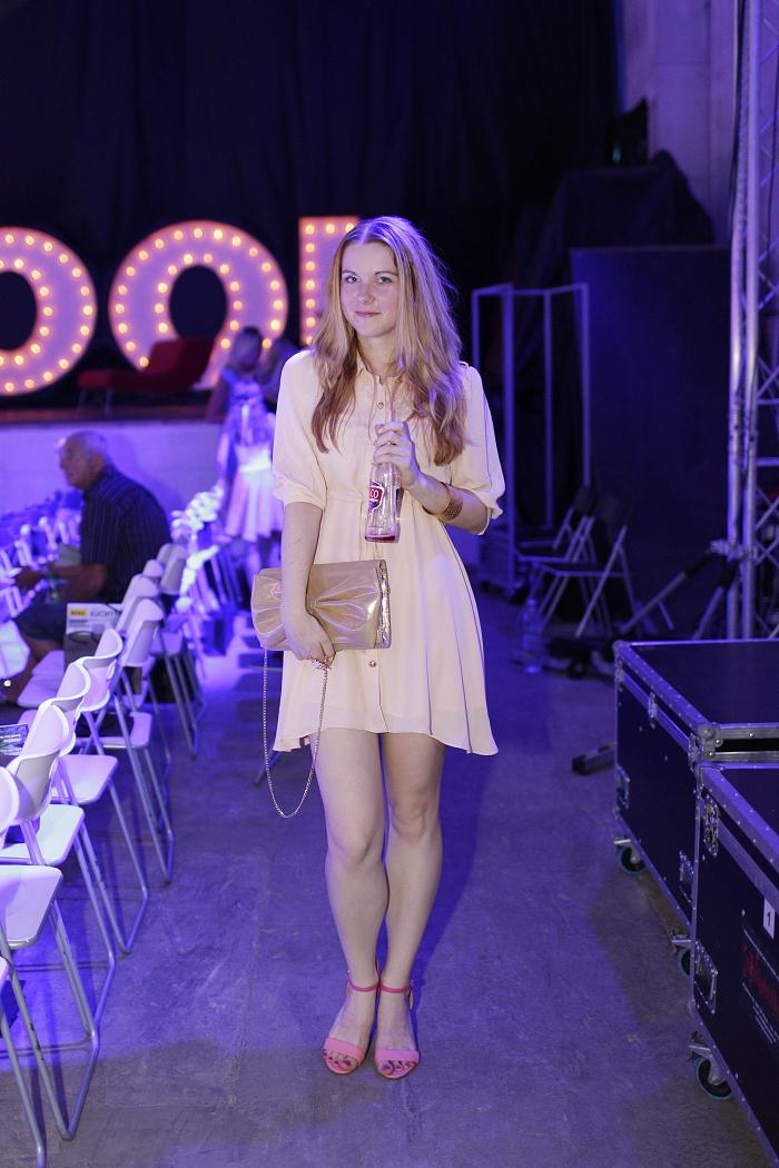 Lucie srbová, česká módní blogerka, fashionshow písek, agentura verona