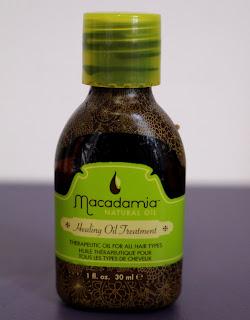 Huile cappilaire Macadamia
