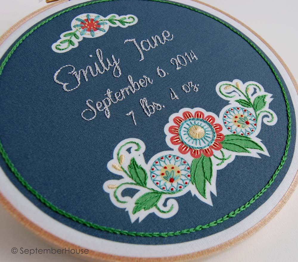 so september: little somethings for little ones