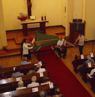 Concierto 2012 - Iglesia Luterana de Providencia