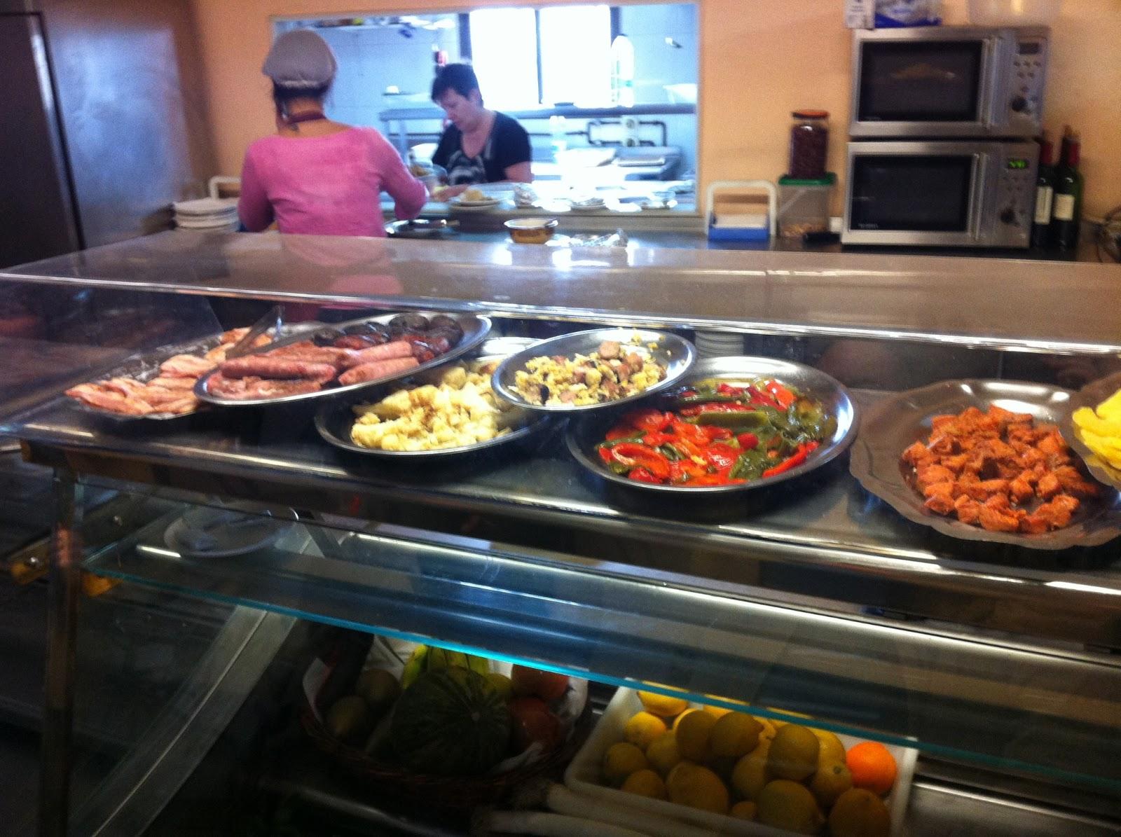 Almuerzos populares: Bar Rachola alboraya