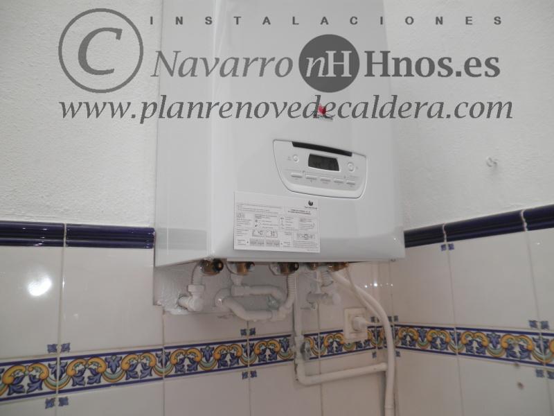 Montaje caldera saunier duval themafast condens f 25 en - Tipos de calderas de gas natural ...