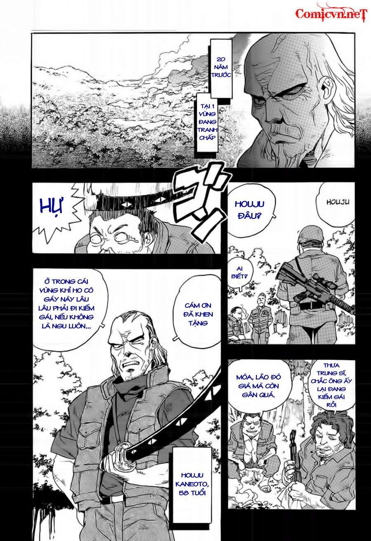 Aiki chap 71 - Trang 3